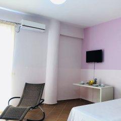 Отель Judi Aparthotel Албания, Саранда - отзывы, цены и фото номеров - забронировать отель Judi Aparthotel онлайн комната для гостей фото 5