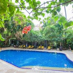 Отель Tropica Bungalow Resort бассейн