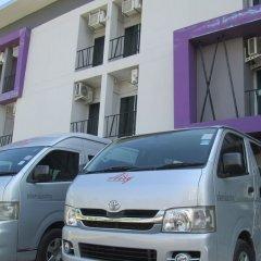 Airy Suvarnabhumi Hotel городской автобус