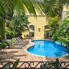 Отель Gran Real Yucatan бассейн фото 2