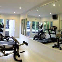 Отель Aonang Paradise Resort фитнесс-зал фото 3