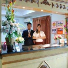 Отель Convenient Resort интерьер отеля фото 2