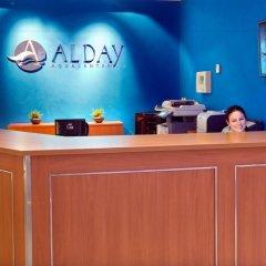 Отель Apartamentos Alday интерьер отеля