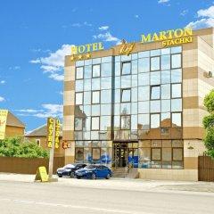 Гостиница Мартон Стачки вид на фасад фото 2