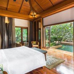 Отель JW Marriott Phuket Resort & Spa Таиланд, Пхукет - 1 отзыв об отеле, цены и фото номеров - забронировать отель JW Marriott Phuket Resort & Spa онлайн комната для гостей фото 4