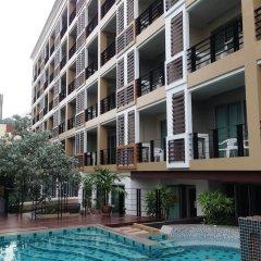 Отель August Suites Pattaya Паттайя бассейн фото 9