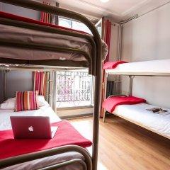 Отель Smart Place Paris Gare du Nord by Hiphophostels детские мероприятия