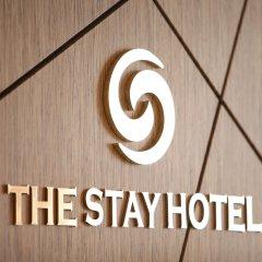 The Stay Hotel интерьер отеля
