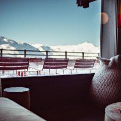 Hotel Le Val Thorens балкон