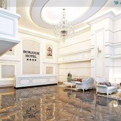 Bonjour Nha Trang Hotel интерьер отеля