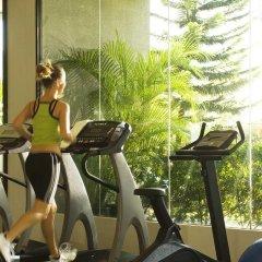 Отель Hilton Colombo Residence фитнесс-зал фото 2