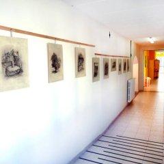Отель Andirivieni Шампорше интерьер отеля фото 2