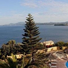 Отель Stefanos Place Греция, Корфу - отзывы, цены и фото номеров - забронировать отель Stefanos Place онлайн пляж