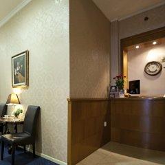 Отель Villa Kalemegdan Сербия, Белград - отзывы, цены и фото номеров - забронировать отель Villa Kalemegdan онлайн интерьер отеля фото 3