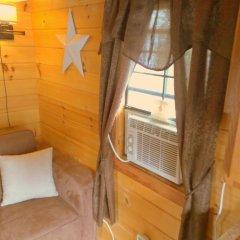 The Wayfaring Buckeye Hostel сауна