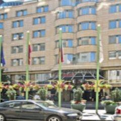 Prague Marriott Hotel Прага парковка