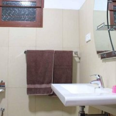 Отель Ranga Holiday Resort Шри-Ланка, Берувела - отзывы, цены и фото номеров - забронировать отель Ranga Holiday Resort онлайн ванная