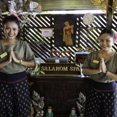 Отель Baan Hin Sai Resort & Spa развлечения
