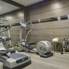 Отель Melia Genova Генуя фитнесс-зал фото 2