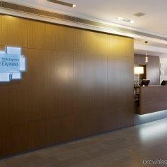 Отель Holiday Inn Express Barcelona City 22@ интерьер отеля фото 3