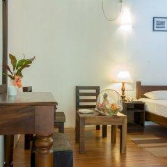 Отель The Sanctuary at Tissawewa Шри-Ланка, Анурадхапура - отзывы, цены и фото номеров - забронировать отель The Sanctuary at Tissawewa онлайн комната для гостей фото 3