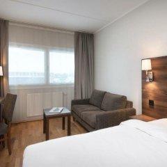 Отель Park Inn by Radisson Oslo Airport Hotel West Норвегия, Гардермуэн - отзывы, цены и фото номеров - забронировать отель Park Inn by Radisson Oslo Airport Hotel West онлайн комната для гостей фото 3