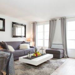 Апартаменты Tuileries - Louvre Area Apartment комната для гостей фото 4
