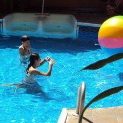 Отель Aparthotel Guijarros Гондурас, Тегусигальпа - отзывы, цены и фото номеров - забронировать отель Aparthotel Guijarros онлайн бассейн