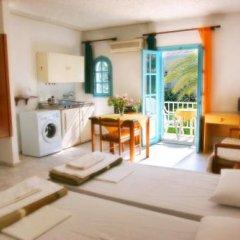 Отель Katerina Apartments Греция, Калимнос - отзывы, цены и фото номеров - забронировать отель Katerina Apartments онлайн комната для гостей фото 4