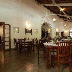 Отель Nooit Gedacht Heritage Hotel-Original Dutch Governor's House Шри-Ланка, Унаватуна - отзывы, цены и фото номеров - забронировать отель Nooit Gedacht Heritage Hotel-Original Dutch Governor's House онлайн питание