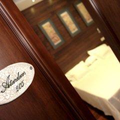 Отель Hostal el Alojado de Velarde удобства в номере