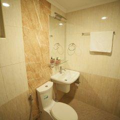 Отель City Grand by Rivers Мальдивы, Мале - отзывы, цены и фото номеров - забронировать отель City Grand by Rivers онлайн ванная