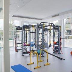 Отель Hilton Park Nicosia фитнесс-зал фото 3