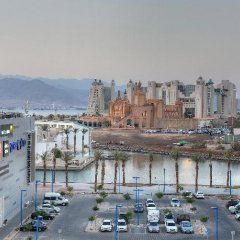 Vista Eilat Hotel парковка