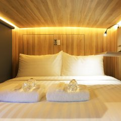 CUBE Boutique Capsule Hotel @ Chinatown Сингапур комната для гостей фото 2