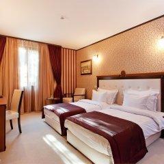 Отель Best Western Plus Bristol Hotel Болгария, София - 4 отзыва об отеле, цены и фото номеров - забронировать отель Best Western Plus Bristol Hotel онлайн комната для гостей фото 3