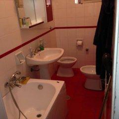 Отель Casa Leopardi Торре-дель-Греко ванная