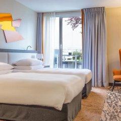 Radisson Blu Hotel, Paris Boulogne Булонь-Бийанкур комната для гостей фото 4