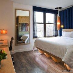 Arthouse Hotel New York City комната для гостей фото 4