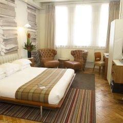 Отель Abode Manchester Манчестер комната для гостей фото 3