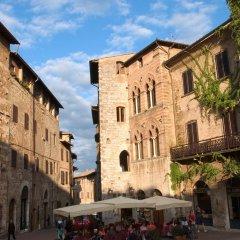 Отель B&B Palazzo Tortoli Италия, Сан-Джиминьяно - отзывы, цены и фото номеров - забронировать отель B&B Palazzo Tortoli онлайн фото 2