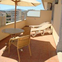 Отель Apartamentos Mediterráneo Real балкон