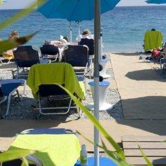 Spity Hotel пляж