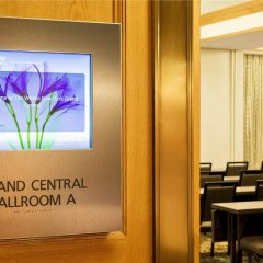 Отель Westin New York Grand Central развлечения