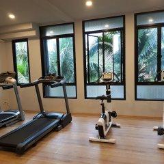 Отель Chaw Ka Cher Tropicana Lanta Resort фитнесс-зал фото 2