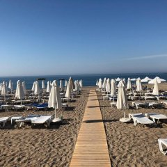 Maya World Beach Турция, Окурджалар - отзывы, цены и фото номеров - забронировать отель Maya World Beach онлайн пляж фото 2