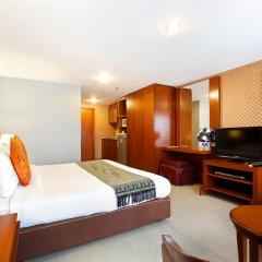 D Varee Diva Bally Sukhumvit Hotel Бангкок комната для гостей фото 2