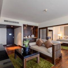 Отель Hilton Phuket Arcadia Resort and Spa 5* Люкс разные типы кроватей фото 3