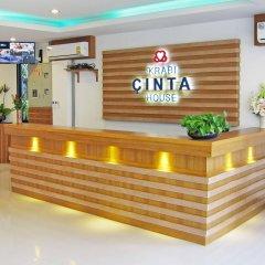 Отель Krabi Cinta House Таиланд, Краби - отзывы, цены и фото номеров - забронировать отель Krabi Cinta House онлайн интерьер отеля фото 2