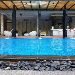 Отель At Mind Serviced Residence Pattaya бассейн фото 3